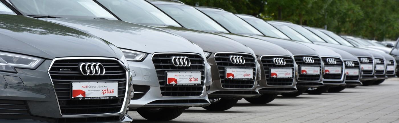 Audi Zentrum Ingolstadt Audi Neuwagen Gebrauchtwagen