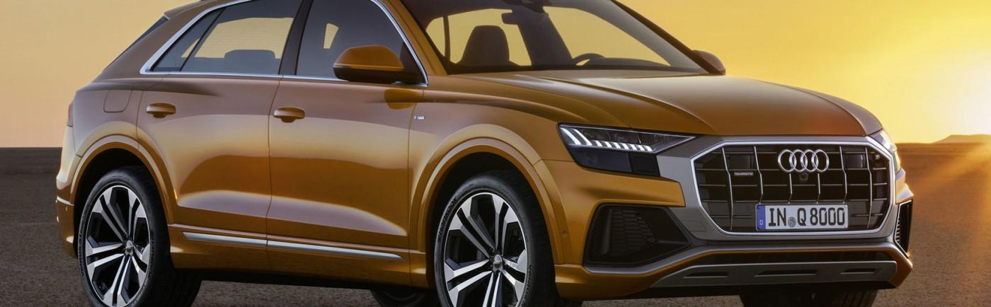 Angebote Neuwagen Audi Q8 Leasingangebot